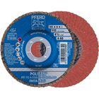 Immagine di PFERD Disco lamellare POLIFAN PFF 115 A-COOL 60 SG INOX+ALU