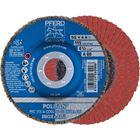 Immagine di PFERD Disco lamellare POLIFAN PFC 115 A-COOL 80 SG INOX+ALU