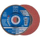 Immagine di PFERD Disco lamellare POLIFAN PFC 125 A-COOL 40 SG INOX+ALU