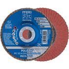 Immagine di PFERD Disco lamellare POLIFAN PFC 125 A-COOL 60 SG INOX+ALU