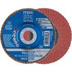 Immagine di PFERD Disco lamellare POLIFAN PFC 125 A-COOL 80 SG INOX+ALU