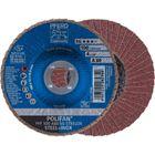 Immagine di PFERD Disco lamellare POLIFAN PFF 100 A 80 SG STEELOX/16,0
