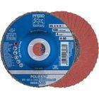 Immagine di PFERD Disco lamellare POLIFAN PFF 100 A-COOL 60 SG INOX+ALU/16,0