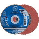 Immagine di PFERD Disco lamellare POLIFAN PFF 100 A-COOL 80 SG INOX+ALU/16,0