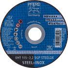 Immagine di PFERD Dischi da taglio EHT 115-2,2 SGP STEELOX