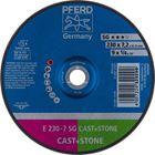 Immagine di PFERD Dischi da sbavo E 230-7 SG CAST+STONE