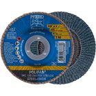Immagine di PFERD Disco lamellare POLIFAN PFC 115 Z 80 PSF STEELOX