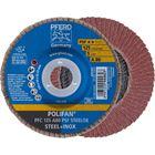 Immagine di PFERD Disco lamellare POLIFAN PFC 125 A 80 PSF STEELOX