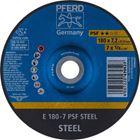 Immagine di PFERD Dischi da sbavo E 180-7 PSF STEEL