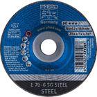 Immagine di PFERD Dischi da sbavo E 70-6 SG STEEL/10,0