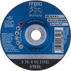 Immagine di PFERD Dischi da sbavo E 76-6 SG STEEL/10,0