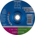 Immagine di PFERD Dischi da sbavo E 180-7 SG CAST+STONE