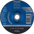 Immagine di PFERD Dischi da sbavo E 180-4,1 SG STEEL