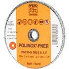 Immagine di PFERD Ruote abrasive compatte POLINOX PNER-H 5003-6 A F