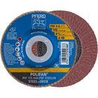 Immagine di PFERD Disco lamellare POLIFAN PFF 115 A 40 PSF STEELOX