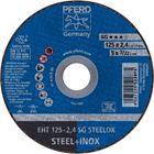 Immagine di PFERD Dischi da taglio EHT 125-2,4 SG STEELOX