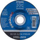 Immagine di PFERD Dischi da taglio EH 125-3,2 SG STEELOX