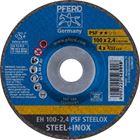 Immagine di PFERD Dischi da taglio EH 100-2,4 PSF STEELOX/16,0