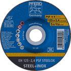 Immagine di PFERD Dischi da taglio EH 125-2,4 PSF STEELOX