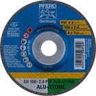 Immagine di PFERD Dischi da taglio EH 100-2,4 PSF ALU+STONE/16,0