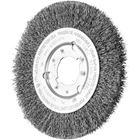 Immagine di PFERD Spazzole a disco, filo non ritorto RBU 15012/22,2 ST 0,25