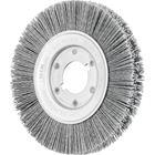 Immagine di PFERD Spazzole a disco, filo non ritorto RBU 15016/12,0 SiC 80 1,00