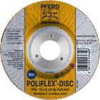 Immagine di PFERD Dischi Poliflex PFD 115-22 CN 60 PUR-MH