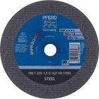 Immagine di PFERD Dischi da taglio HEAVY DUTY 100 T 250-1,8 Q SGP HD STEEL/30,0