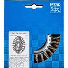Immagine di PFERD Spazzole a disco, filo ritorto POS RBG 12512/22,2 CT ST 0,50