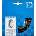 Immagine di PFERD Spazzole coniche con foro filettato, filo ritorto POS KBG 11515/M14 CT INOX 0,35