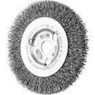 Immagine di PFERD Spazzole a disco, filo non ritorto RBU 10012/14,0 ST 0,30