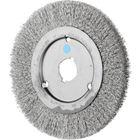 Immagine di PFERD Spazzole a disco, filo non ritorto RBU 20016/22,2 INOX 0,30