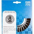 Immagine di PFERD Spazzole a disco, filo ritorto POS RBG 15013/22,2 ST 0,60