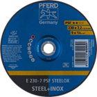 Immagine di PFERD Dischi da sbavo E 230-7 PSF STEELOX