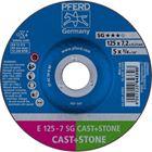 Immagine di PFERD Dischi da sbavo E 125-7 SG CAST+STONE