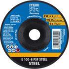 Immagine di PFERD Dischi da sbavo E 100-6 PSF STEEL/16,0
