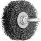 Immagine di PFERD Spazzole a disco con gambo, filo non ritorto RBU 6015/6 ST 0,20