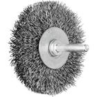Immagine di PFERD Spazzole a disco con gambo, filo non ritorto RBU 7010/6 ST 0,30