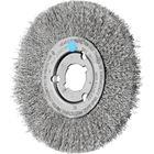 Immagine di PFERD Spazzole a disco, filo non ritorto RBU 18012/22,2 INOX 0,30