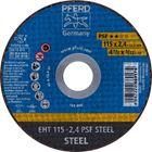 Immagine di PFERD Dischi da taglio EHT 115-2,4 PSF STEEL