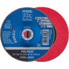 Immagine di PFERD Disco lamellare POLIFAN PFC 180 CO-COOL 40 SG STEELOX