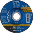 Immagine di PFERD Dischi da sbavo E 115-2,8 PSF DUO STEELOX