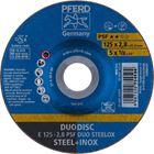 Immagine di PFERD Dischi da sbavo E 125-2,8 PSF DUO STEELOX