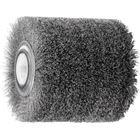 Immagine di PFERD Spazzola a rullo per satinatrici, filo non ritorto WBU 100100/19,1 INOX 0,20