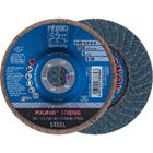 Immagine di PFERD Disco lamellare POLIFAN PFC 125 Z 50 SGP STRONG STEEL