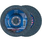 Immagine di PFERD Disco lamellare POLIFAN PFR 125-M Z 40 SGP CURVE STEELOX