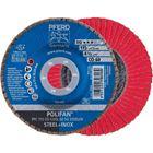 Immagine di PFERD Disco lamellare POLIFAN PFC 115 CO-COOL 60 SG STEELOX