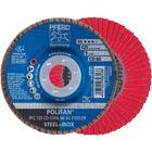 Immagine di PFERD Disco lamellare POLIFAN PFC 125 CO-COOL 60 SG STEELOX