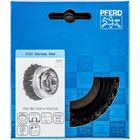 Immagine di PFERD Spazzole a tazza con foro filettato, filo ritorto POS TBG 100/M14 INOX 0,35