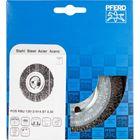 Immagine di PFERD Spazzole a disco, filo non ritorto POS RBU 12512/M14 ST 0,30